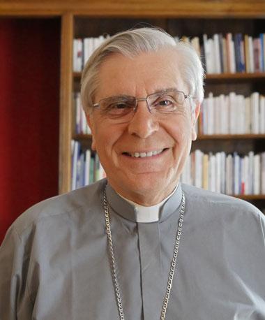 Mgr Jean-Michel Di Falco